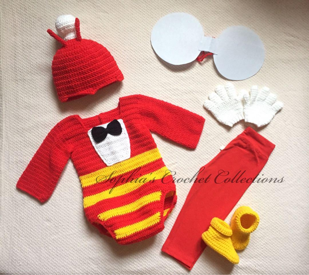 Jollibee Costumes For Baby And Kids Babies Kids Others On