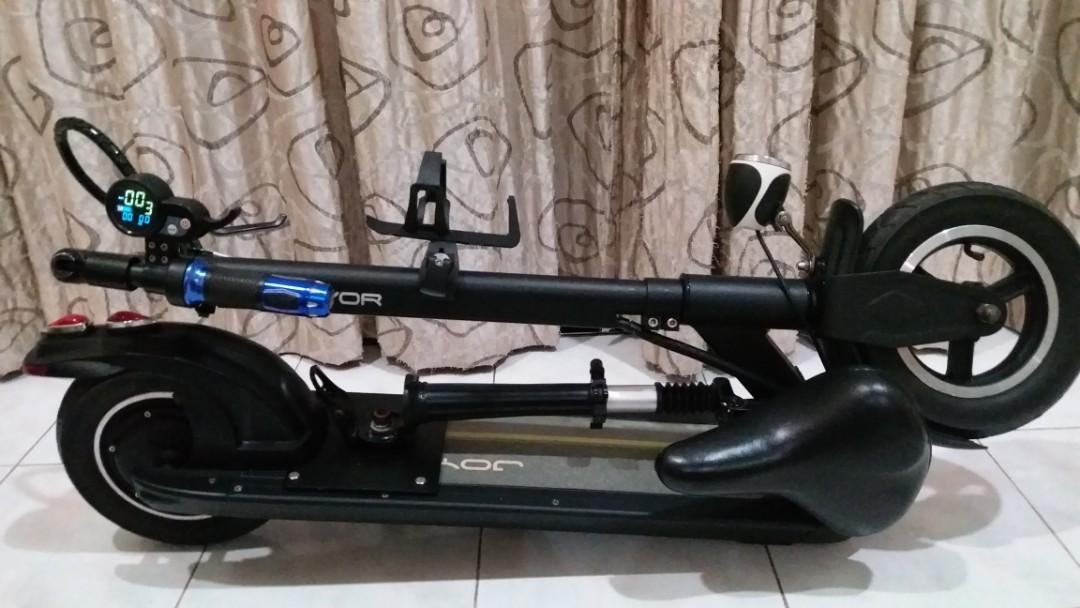 Joyor X3 electric scooter on Carousell