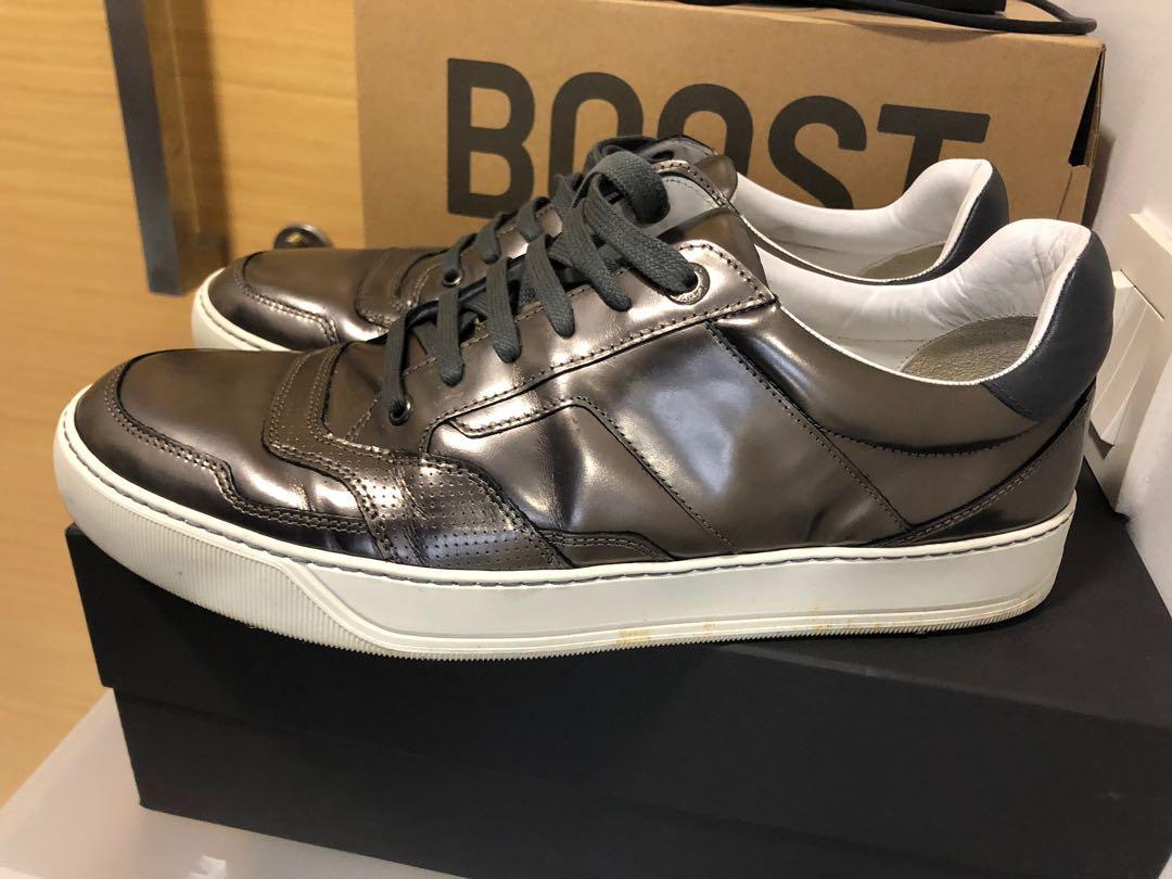 Lanvin Metallic sneakers, Men's Fashion