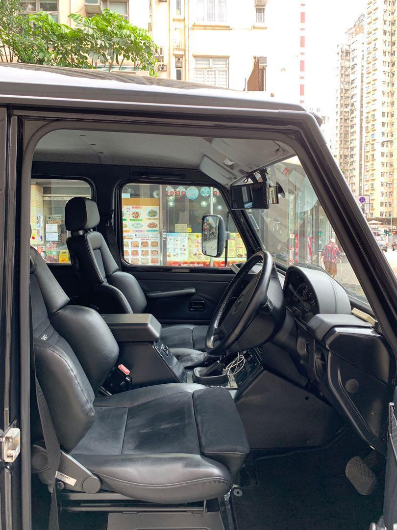 MERCEDES-BENZ G300 Wagon