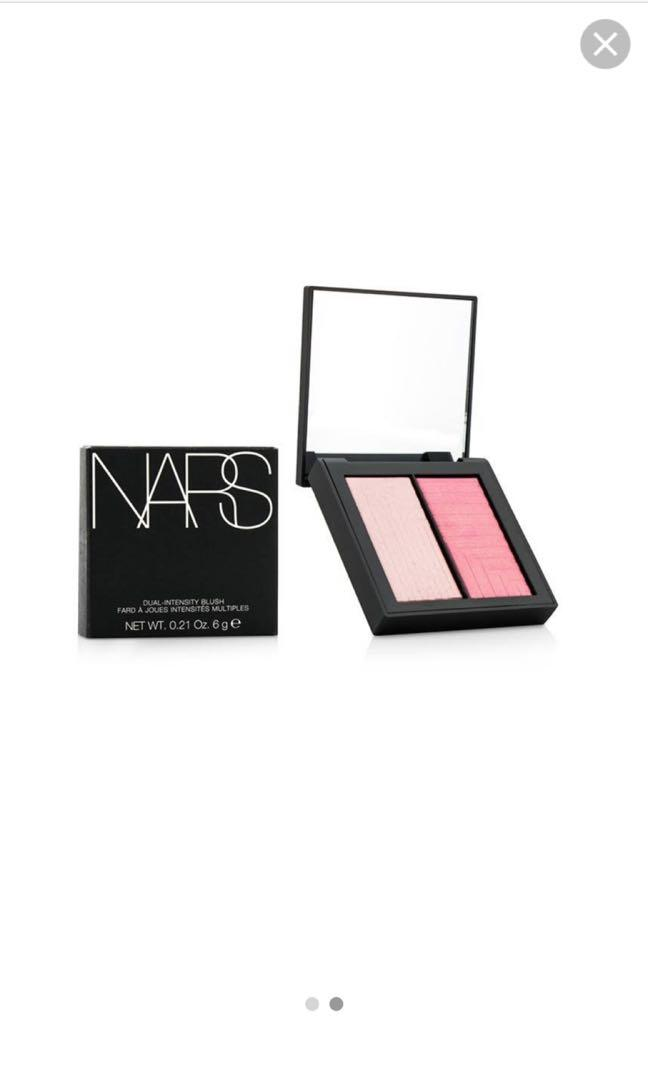 NARS Dual-Intensity Blush | Adoration Shade | Pink | 6g | Face Makeup