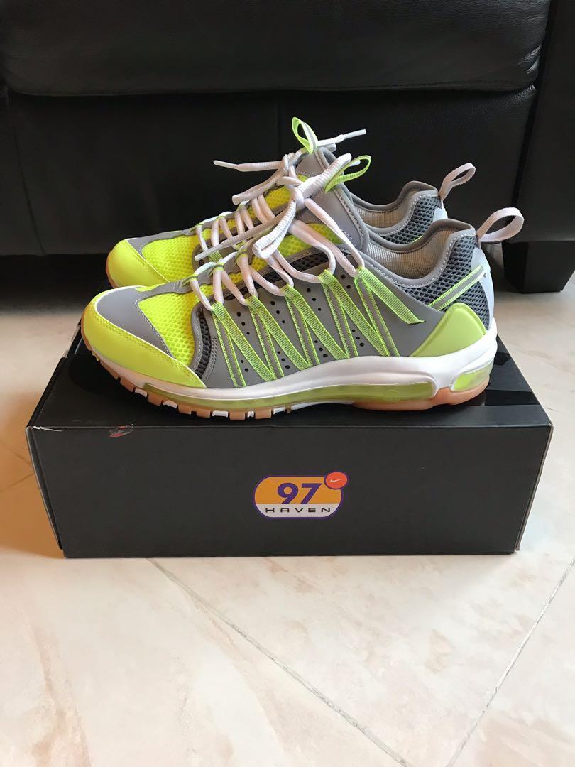 Nike Air Max 97 Sneaker (Baby, Walker, Toddler, Little Kid