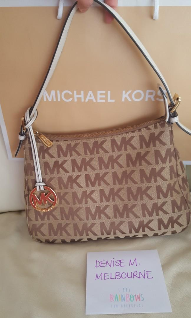 ♥️♥️♥️SALE!!! MICHAEL KORS MONO SHOULDER BAG AUTHENTIC♥️♥️♥️