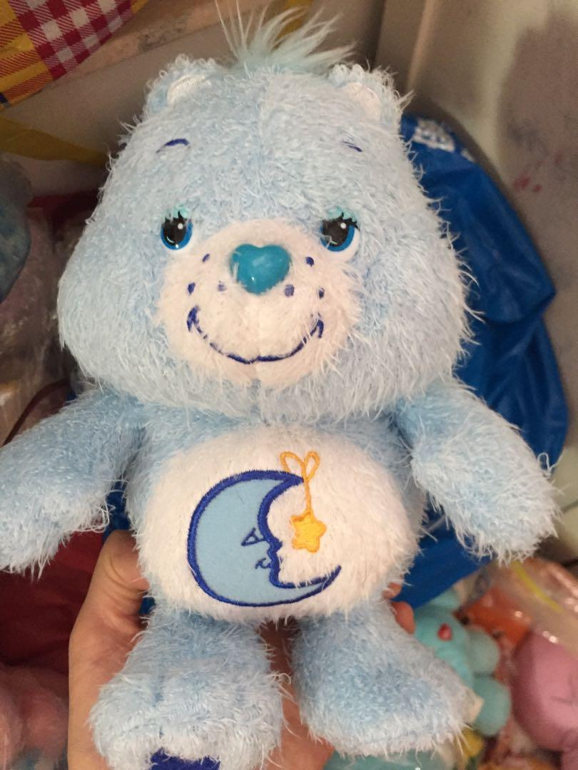 sample sale : Care Bears  8寸大公仔 出口日本 愛心熊 Line Brown 熊 7-11 鬆弛熊 Duffy Bear 多買優惠 愛心熊 禮物 (市面無賣)sample公仔