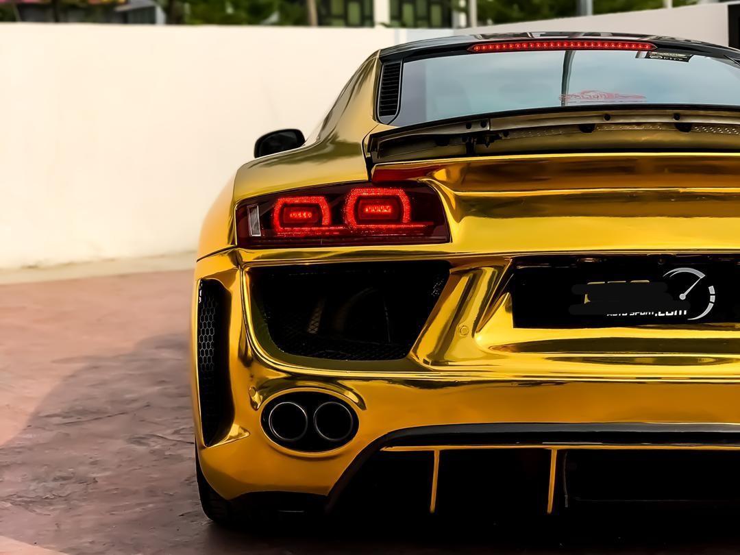 SEWA BELI>>AUDI R8 V8 4.2 TFSI QUATTRO(A) 2008/2010