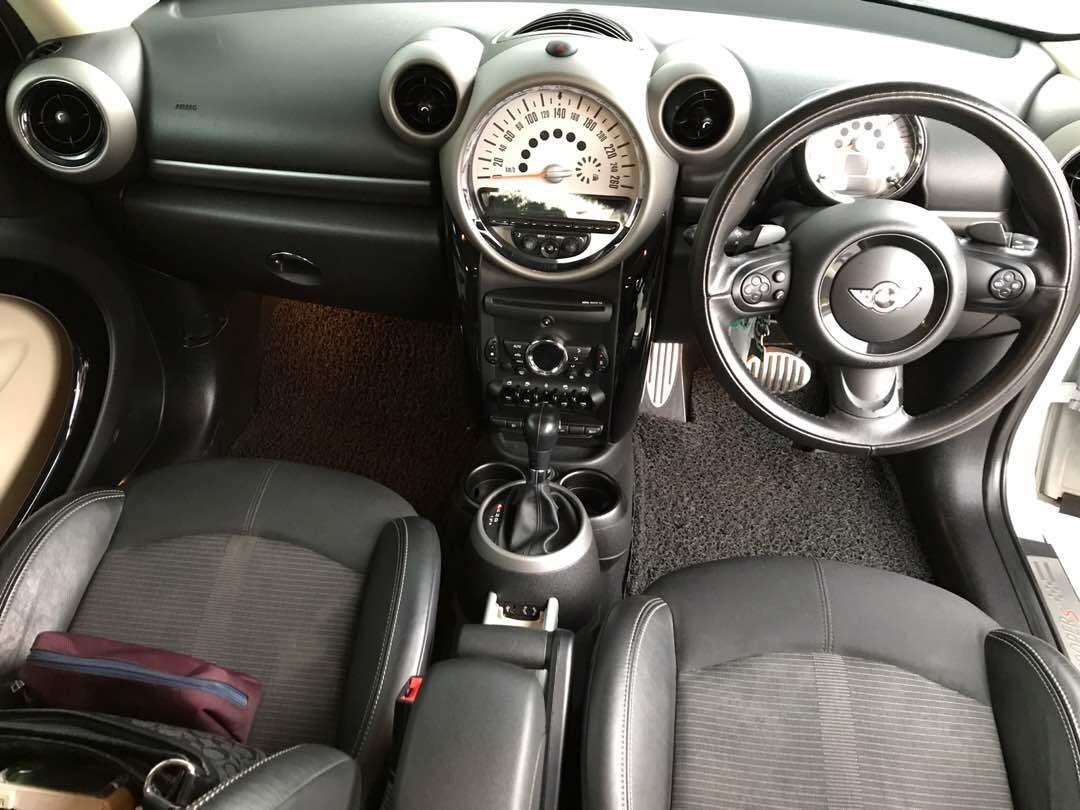 SEWA BELI>>MINI COOPER COUNTRY MAN S 1.6 AUTO TURBO 2012