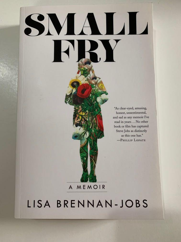 Small Fry by Lisa Brennan-Jobs, Books & Stationery, Non-Fiction on ...