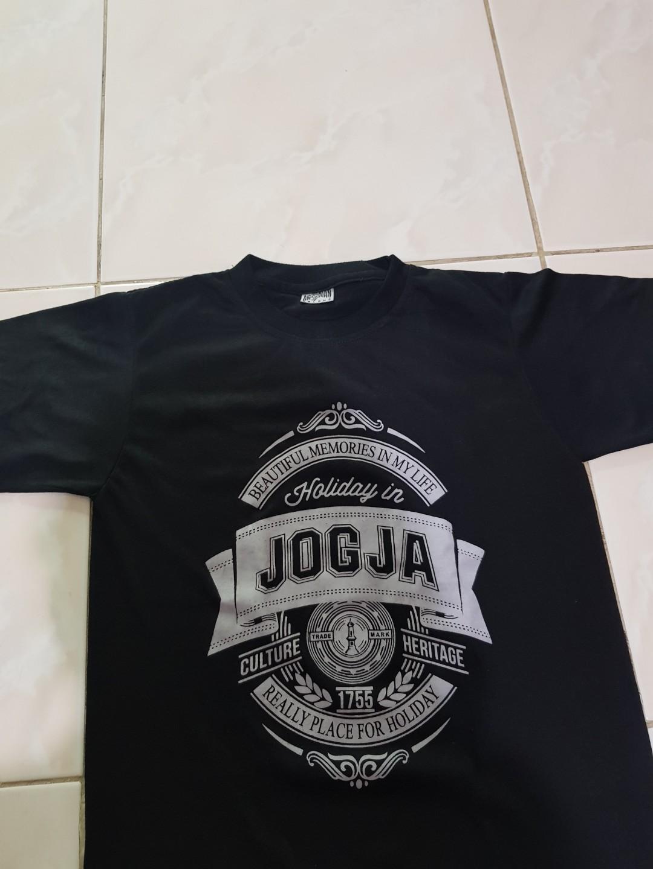 Tshirt jogja