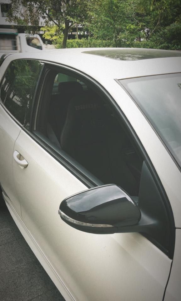 Volkswagen Golf R DSG 3-Dr Auto