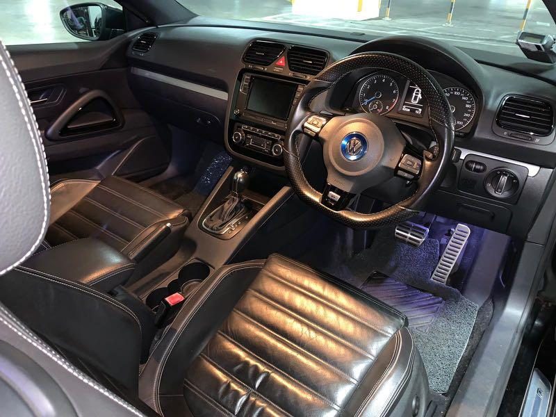 Volkswagen Scirocco R DSG Auto