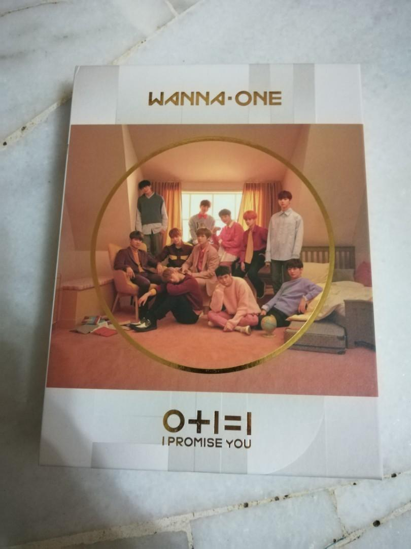 [DAY ver] Wanna One Mini Album Vol. 2 - 0+1=1 (I Promise You)