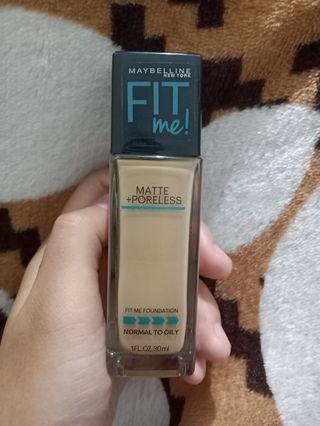 Fit Me Shade 220
