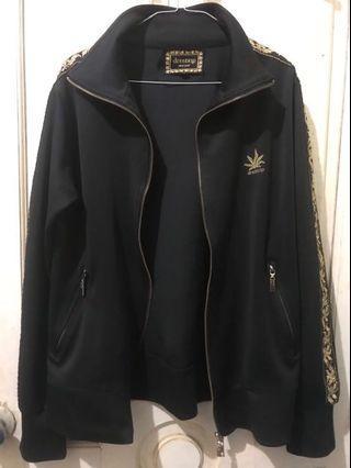 Drestrip black jacket