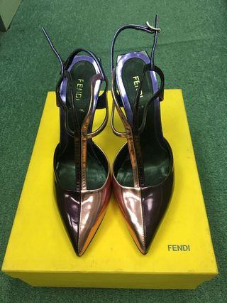 Fendi high heel size 38