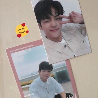 [WTS] stray kids i am you woojin pc