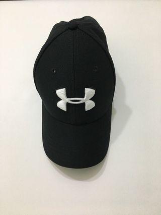 Under armour Blitzing 3.0 黑色 老帽 運動帽 1305036-001