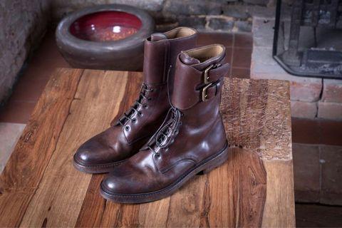 Ralph Lauren Myall Boots