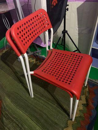 Chair紅色椅子
