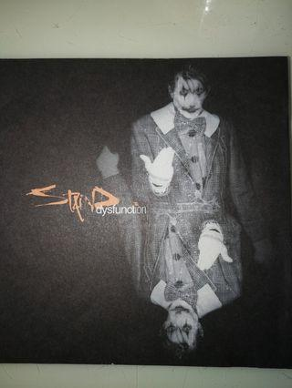 Imported Collectible CD: Staind : Dysfunction
