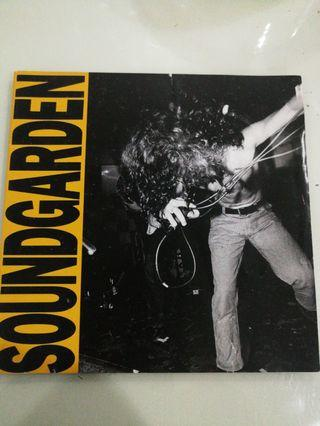 Imported Collectible CD: Soundgarden: Louder Than Love