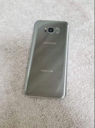 Samsung Galaxy S8 Plus 64Gb Dual Sim(Only mobile) Good Condition...No Bargain