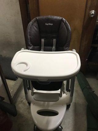 🈹️清貨📣 Peg perego BB餐椅 (代家人放, 家人可西鐡沿線面交, 時間互就)
