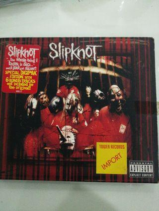 Imported Collectible CD: Slipknot: