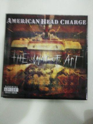 Imported Collectible CD : American Head Charge