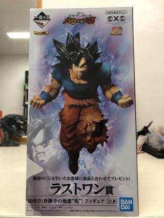 Ichiban KUJI DRAGON BALL -Super Battle Z- Son Goku/Gokou Figure/Figurine