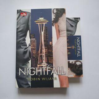 Novel Romance Nightfall - Robin Wijaya