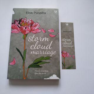 Novel Rumah Tangga Marriage Life Judul Storm Cloud Marriage - Elsa Puspita
