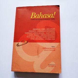 Buku Non-Fiksi Bahasa! Kumpulan Tulisan di Majalah Tempo - Amarzan Loebis, dkk.