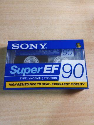 BN Sony casette tape
