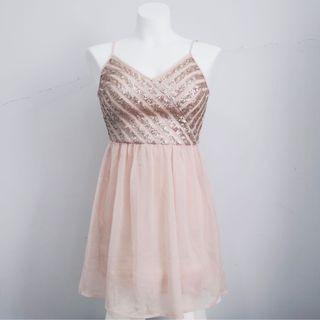 Semi-Formal Sequin Dress
