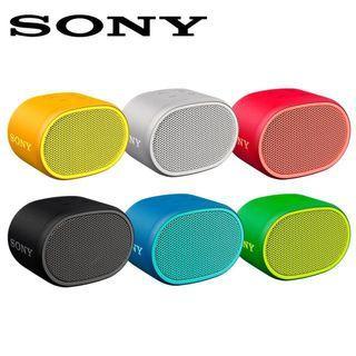 SONY SRS XB01 藍芽喇叭