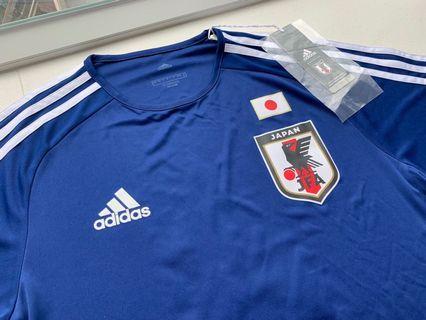 Adidas日本隊球衣