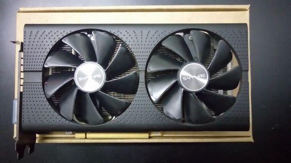Sapphire Pulse Radeon RX570 - 8Gb GPU