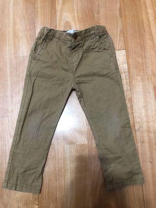 男童褲(3-4歲可穿)