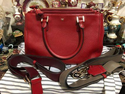 Anya hindmarch ebury leather