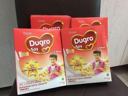 Dugro Soy Powder 1-6yo