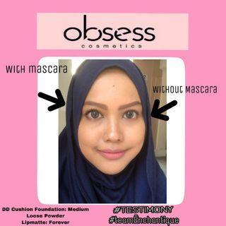 Obsess Mascara