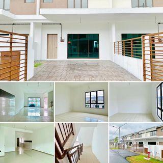 2 Storey Terrace Brand New Saujana Perdana Sungai Buloh Selangor