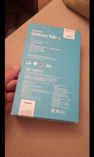 Samsung Galaxy Tab J 7.0 (T285) 8G LTE 平板電腦 單機