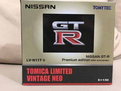 Premium nissan GTR