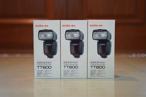 Godox TT600 universal Speedlites