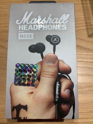 Marshall Mode