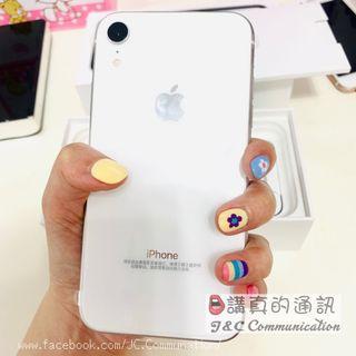 iPhone XR 64G 白