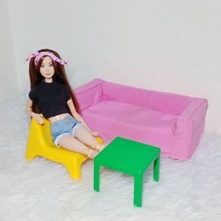 Barbie furniture Ikea