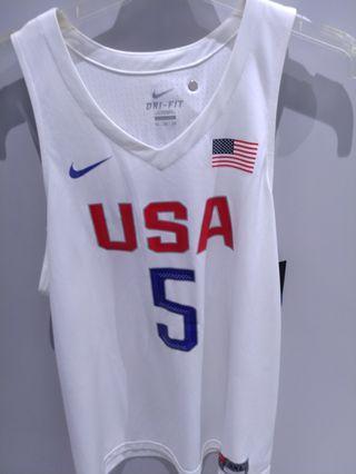 KD NBA 球衣 奧運紀念款