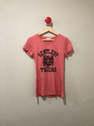 🚚 粉紅Gentle Tigers